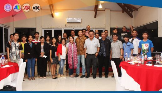 AI3 & SOI Asia Joint Meeting Spring 2017@Manado, Indonesia