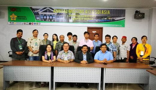 AI3 & SOI Asia Joint Meeting Fall 2018@Ache, Indonesia