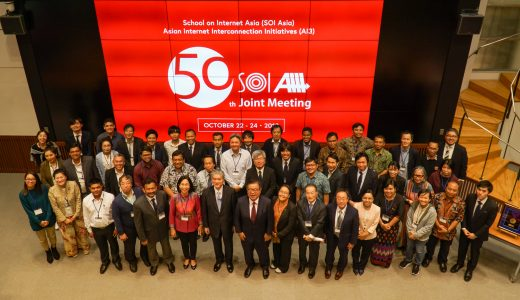 The 50th AI3 & SOI Asia Joint Meeting (2019 FALL) @ Tokyo, Japan
